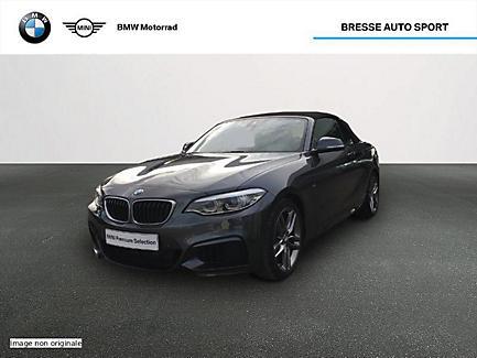 BMW 218i 136 ch Cabriolet Finition M Sport