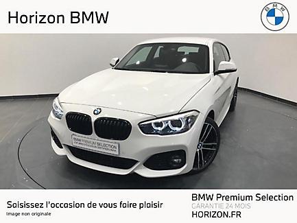 BMW 118i 136 ch trois portes