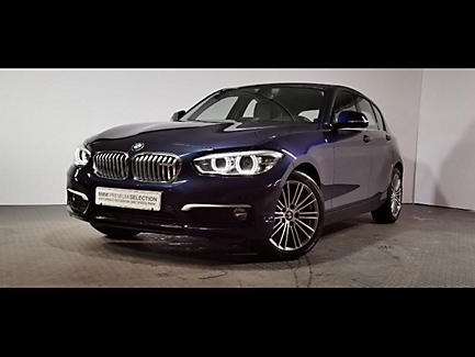 BMW 118i 136 ch cinq portes Finition Urban Chic