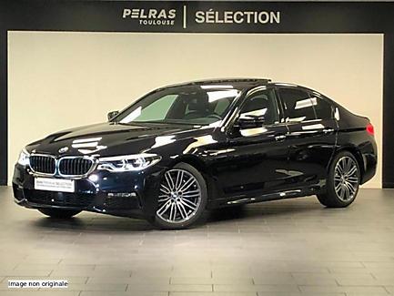 BMW 530d 265 ch Berline Finition M Sport (tarif fevrier 2018)
