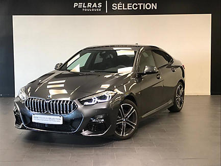BMW 218i 136 ch Gran Coupe