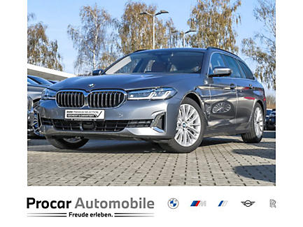 530d xDrive Touring Luxury Line