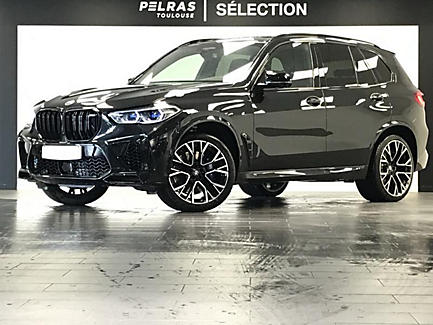 BMW X5 M Competition 625 ch