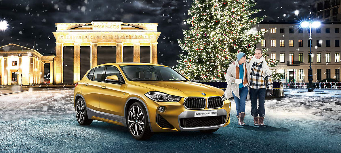 <h3><strong>BMW認定中古車 歳末大感謝祭。<br />11月28日(土)~12月13日(日) 10:00am~6:00pm</strong></h3>