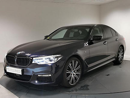 BMW 540d xDrive 320 ch Berline Finition M Sport (tarif fevrier 2018)