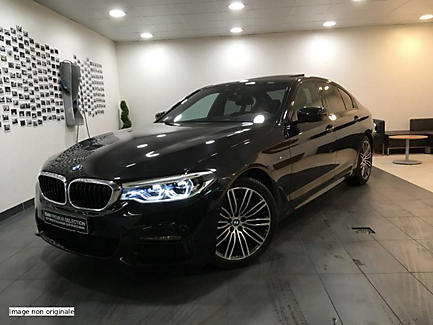BMW 520i 184 ch Berline Finition M Sport