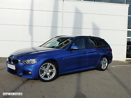 BMW 318i 136 ch Touring Finition M Sport