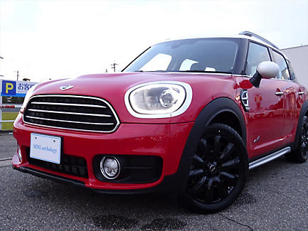 MINI COOPER D CROSSOVER All4.