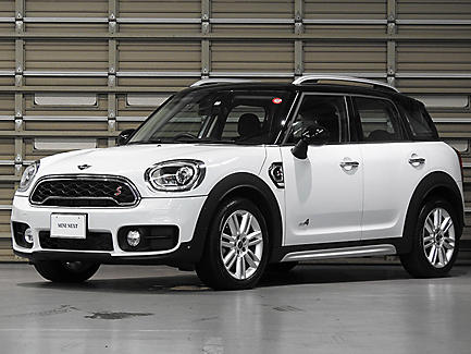 MINI COOPER SD CROSSOVER All4
