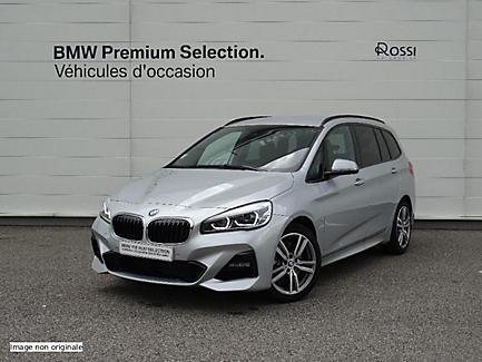 BMW 218d 150 ch Gran Tourer Finition M Sport