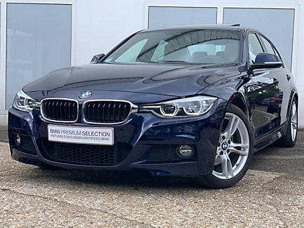 BMW 330e 252 ch Berline Finition M Sport