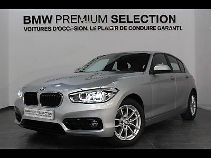 BMW 116d 116ch cinq portes