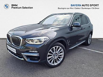 BMW X3 xDrive20d 190 ch Finition Luxury