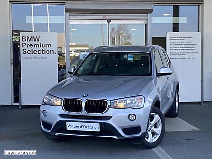 BMW X3 xDrive20d 190 ch Finition Lounge Plus