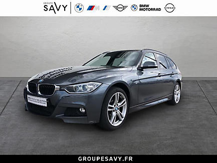 BMW 320d xDrive 184 ch Touring Finition M Sport