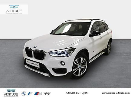 BMW X1 sDrive18d 150ch Finition Sport