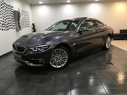 BMW 440i xDrive 326 ch Coupe Finition Luxury