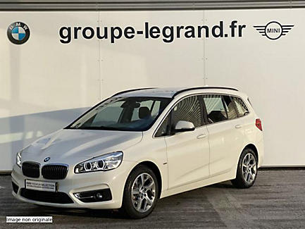 BMW 216i 102 ch Gran Tourer Finition Luxury