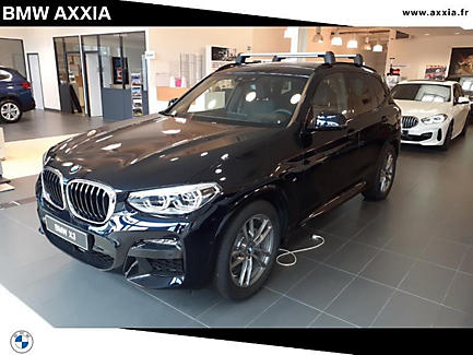 BMW X3 xDrive20d 190 ch Finition M Sport