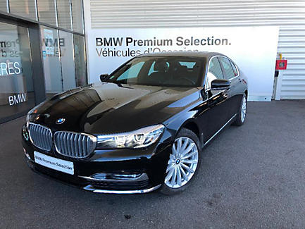 BMW 730d xDrive 265ch Berline Finition Exclusive