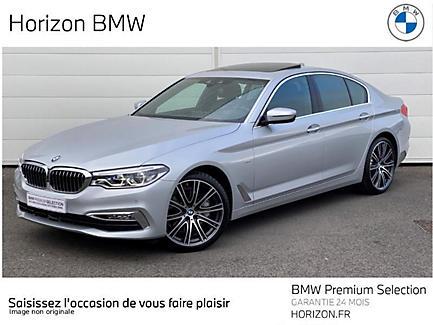 BMW 530d 265 ch Berline Finition Luxury (tarif fevrier 2018)