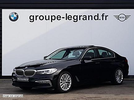 BMW 530i 252 ch Berline Finition Luxury