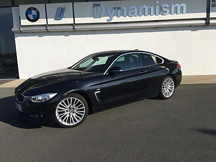 BMW 420d 184 ch Coupe Finition Luxury