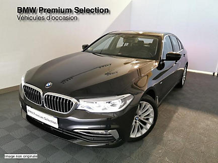 BMW 530d xDrive 265ch Berline Finition Luxury (tarif fevrier 2018)