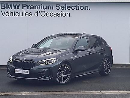 BMW 118d 150 ch Finition M Sport