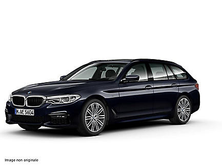 BMW 520d xDrive 190 ch Touring Finition M Sport