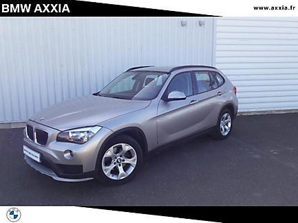 BMW X1 xDrive18d 143 ch Finition Luxe