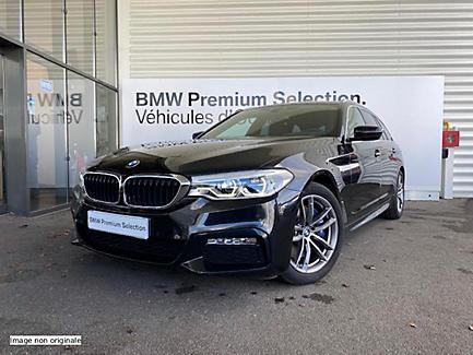 BMW 530d xDrive 265 ch Touring Finition M Sport (tarif fevrier 2018)
