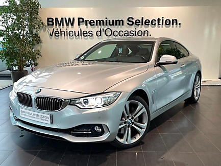 BMW 435d xDrive 313ch Coupe Finition Luxury