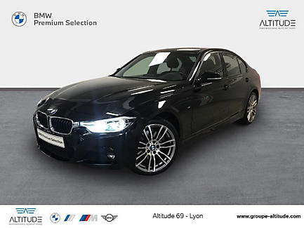 BMW 330d xDrive 258 ch Berline Finition M Sport