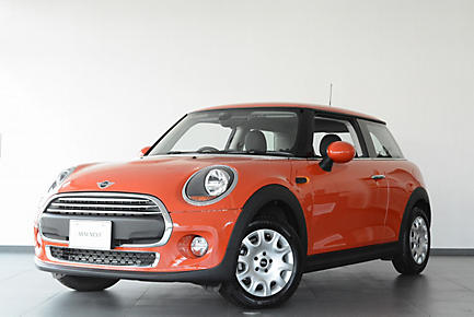 THE NEW MINI ONE 3 DOOR.