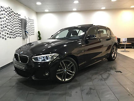 BMW 118d 150ch cinq portes Finition M Sport Ultimate
