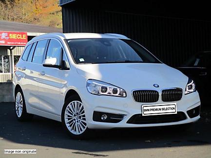 BMW 218d xDrive 150ch Gran Tourer Finition Luxury