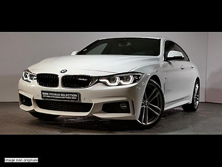BMW 418d 150 ch BVA Gran Coupe Finition M Sport