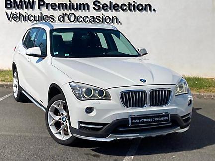 BMW X1 xDrive18d 143 ch Finition xLine