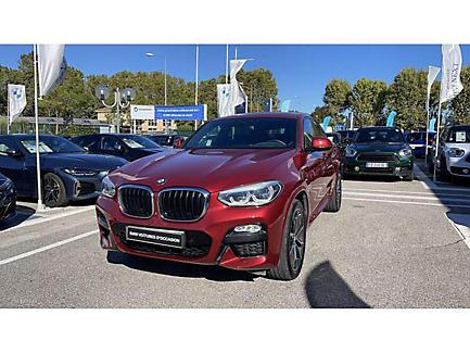 BMW X4 xDrive30i 252 ch Finition M Sport