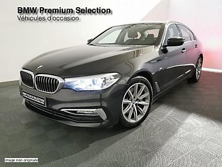 BMW 530d 265 ch Berline Finition Luxury (tarif fevrier 2018)