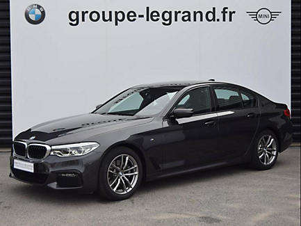 BMW 520d 190 ch Berline Finition M Sport
