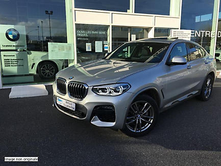 BMW X4 xDrive20d 190 ch Finition M Sport X