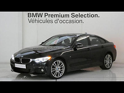 BMW 420d xDrive 190 ch Gran Coupe Finition M Sport