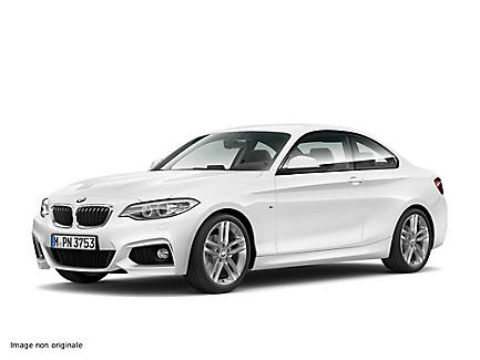 BMW 218i 136ch Coupe Finition M Sport