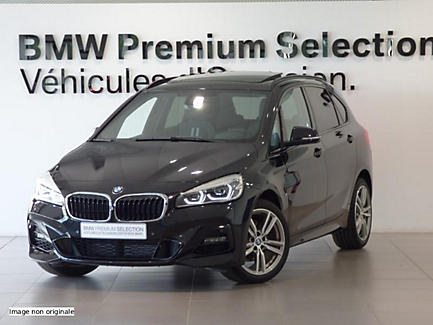 BMW 218i 140ch Active Tourer Finition M Sport