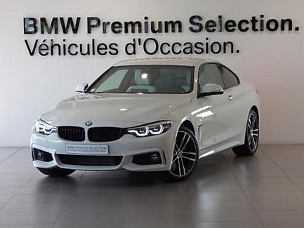BMW 435d xDrive 313ch Coupe Finition M Sport