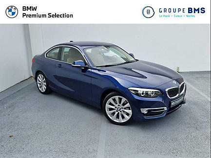 BMW 230i 252 ch Coupe Finition Luxury