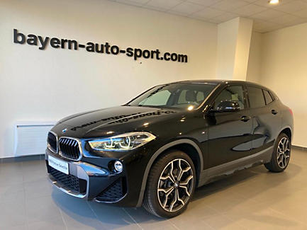 BMW X2 sDrive20d 190 ch