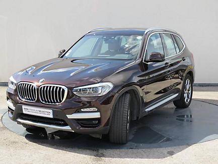 BMW X3 xDrive20i 184 ch Finition xLine (tarif mars 2018)